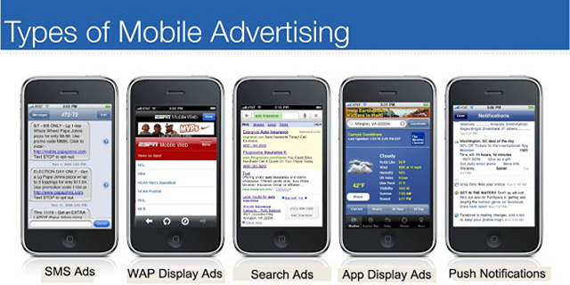 Mobile Advertising in Lagos at Caseray Solutions