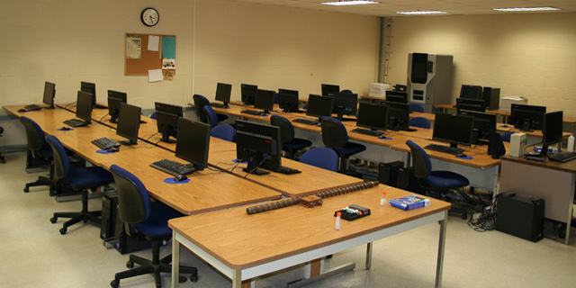 E-learning support training room for Lagos Nigeria